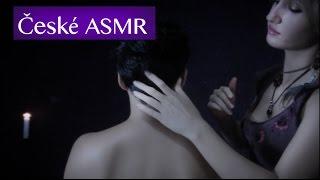 🌿ASMR Massage in Czech: Léčivá Masáž Pro Relaxaci | Olivia Kissper