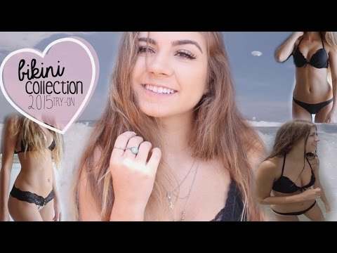 Bikini Collection 2015 || Try - On ♡