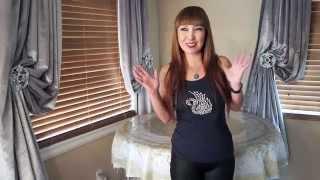 Fancy Curtains DIY | Do It Yourself Unique Window Treatments  | Galaxy-Design Video #98