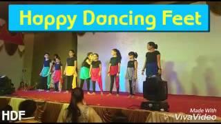 Kids perform on Buddhu Sa Mann | Let's Nacho | Deva Shree Ganesha