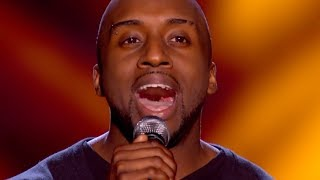 The Voice UK 2013 | Trevor Francis performs 'A Change Is Gonna Come' Blind Auditions 2 - BBC One