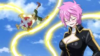 Fairy Tail episode 205 english dub