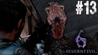 VENGANDO A MIS CAÍDOS!! - CAMPAÑA DE CHRIS/RESIDENT EVIL 6 #13