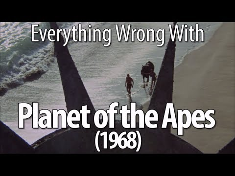Everything Wrong With Planet of the Apes 1968