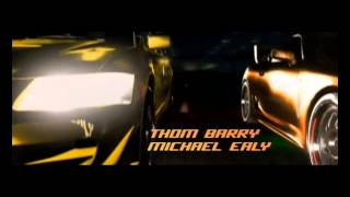 Fast and Furious 2 Theme Song