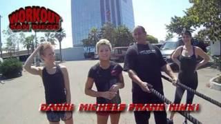 San Diego talk show Workout San Diego