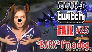 ULTIMATE Twitch Fails Compilation 2016 #25