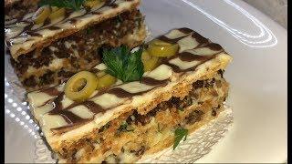 مطبخ أم أسيل: مقبلات رمضانية 🌙ميلفاي مالح سهل لذيذ و شكل راقي 😋