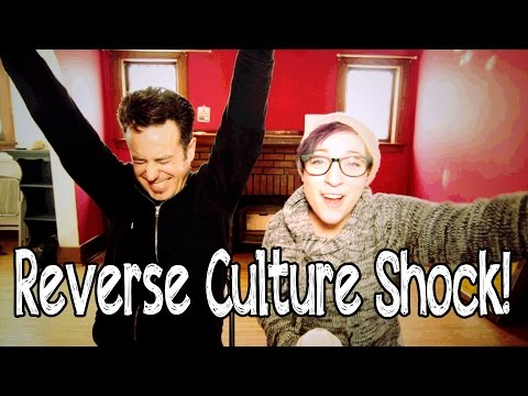 watch REVERSE CULTURE SHOCK! KOREA to USA