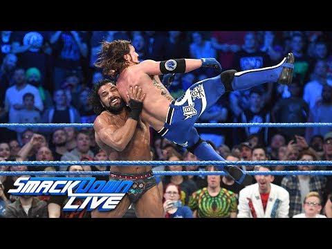 Xxx Mp4 Jinder Mahal Vs AJ Styles WWE Championship Match SmackDown LIVE Nov 7 2017 3gp Sex