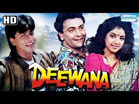 Xxx Mp4 Deewana HD Hindi Full Movie In 15mins Shah Rukh Khan Rishi Kapoor Divya Bharti 3gp Sex