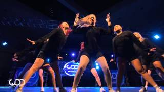 Royal Family   FRONTROW   World of Dance Los Angeles 2015   #WODLA15