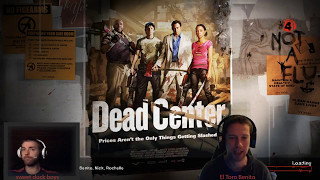 [ENG] Two Cams, One Stream: L4D2 Campaign - Episode 2 + some Rocket League