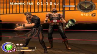 God Hand HD gameplay on PCSX2