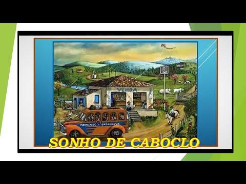 SONHO DE CABOCLO TIÃO DO CARRO & SANTAREM MUSICA DE ADEMAR BRAGA TIÃO DO CARRO