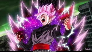 Black Goku Tribute - The Murder Melody「AMV」HD
