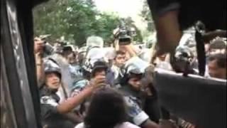 Zainul Abedin Faruk Victim by Police