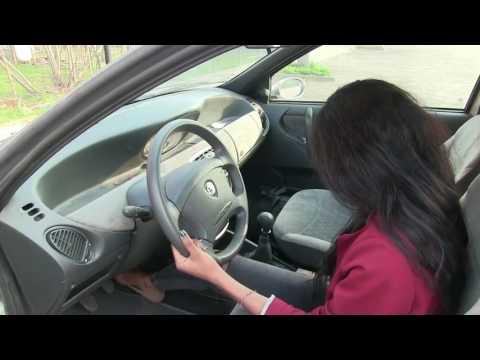 Luana Cranking Lancia Ypsilon