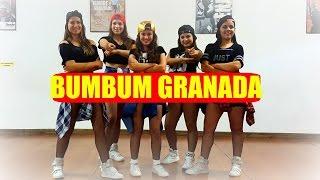 MCs Zaac & Jerry - Bumbum Granada | Coreografia CiabyMarinho