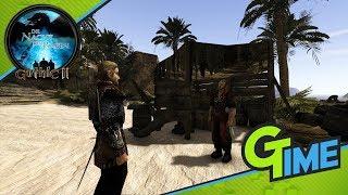 Das Piratenlager - Lets Play Gothic 2 Die Nacht des Raben Gameplay German #27 | Gamerstime