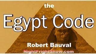 Pyramids Mystery Secrets Code video Robert Bauval Egypt Giza Night Fright Show / Brent Holland