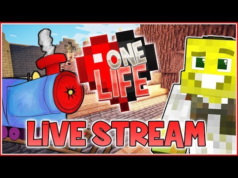 One Life Behind the Scenes Building Stream! (Finished)