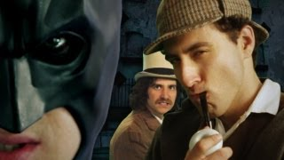 Download Batman vs Sherlock Holmes. Epic Rap Battles of History Season 2. 3Gp Mp4