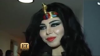 فنانات شبيهات هيفاء وهبي