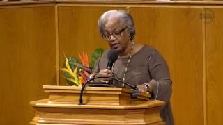 "September 17, 2017 ""Time to Leave ""LoDebar"""", Rev. Dr. Teresa L. Fry Brown"