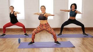 Low-Impact Cardio and Toning Workout That