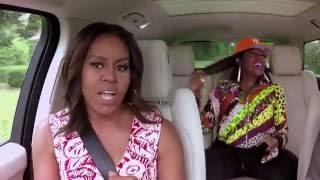 Michelle Obama baila y canta como Beyoncé