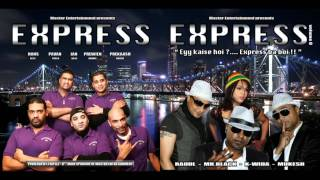 EXPRESS V8 CD DEMO