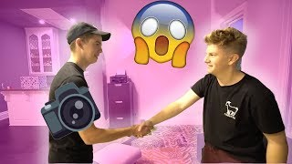 JAKE PAUL fired UNCLE NATHAN, so I hired him!
