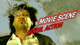 Nikhil Action Avatar || MOVIE CLIP || LOOTERA || MOVIE COMING SOON