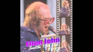 7. Levon (Elton John-Live In Seattle: 10/17/1975)