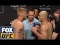 Alexander Gustafsson vs. Glover Teixeira | Weigh-In | UFC ON FOX