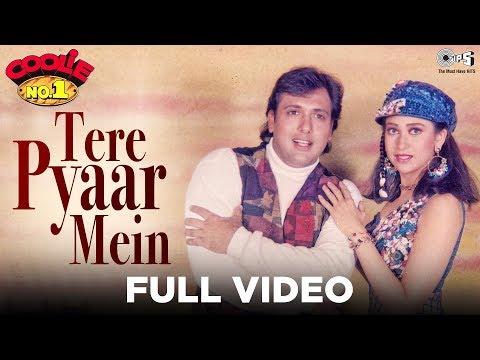 Xxx Mp4 Tere Pyar Main Dil Deewana Coolie No 1 Govinda Karisma Kapoor Udit Narayan Alka Yagnik 3gp Sex