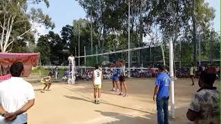 SPORTS COLLAGE VS HARIDWAR!!  VOLLEYBALL CHAMPIONSHIP DEHRADUN
