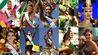 Así se baila en mi país – Reinas Colombianas