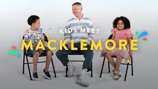 Kids Meet Macklemore   Kids Meet   HiHo Kids