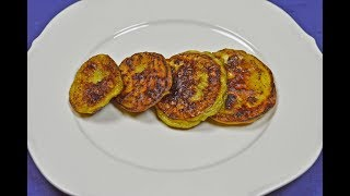 Fry eggplant with LESS oil but the real taste of fried eggplant! Best way EVER