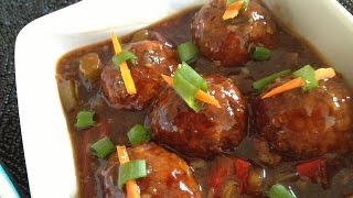 Manchurian Recipe( In Hindi)