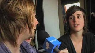A Rocket To The Moon Interviews The Maine & The Maine Interviews A Rocket To The Moon
