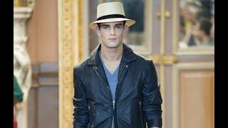 ROLAND MOURET Spring Summer 2012 Menswear Paris - Fashion Channel