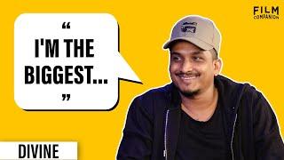 Divine Interview With Anupama Chopra   Gully Boy   Film Companion