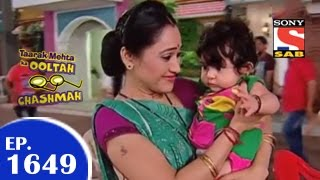 Taarak Mehta Ka Ooltah Chashmah - तारक मेहता - Episode 1649 - 13th April 2015