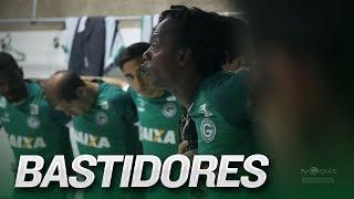 Bastidores - ABC 0 x 1 Goiás - Brasileirão 2017