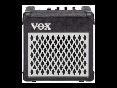 Vox DA5 demo