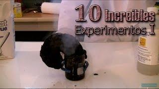 10 Increíbles Experimentos I (Explicados)