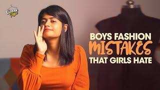 Boys fashion mistakes that Girls hate   Kiraak Style   Chai Bisket